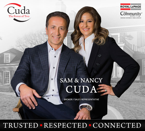 Ask Sam Cuda & Nancy Cuda